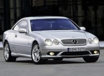 Mercedes-Benz CL-klass (W215)