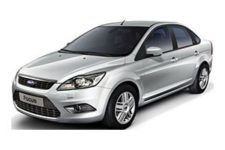 Ford Focus II restyle