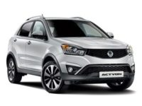 SsangYong New Actyon II